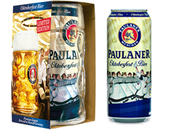 Akcija Paulaner Oktoberfest pivo