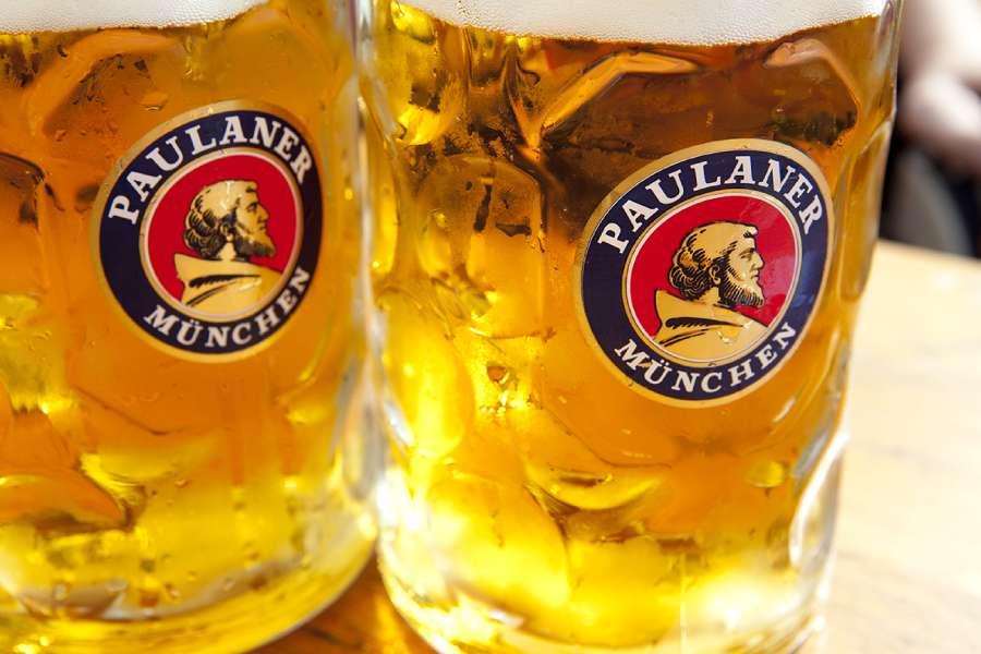 paulaner pivo
