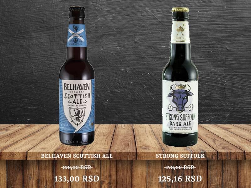 belhaven pivo