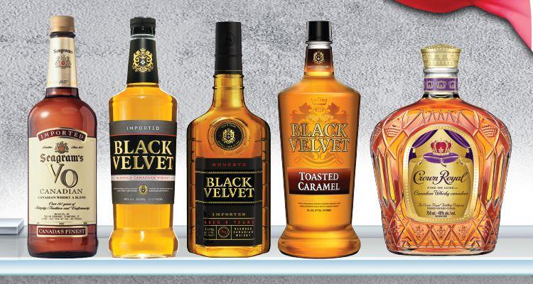 kanadski viski