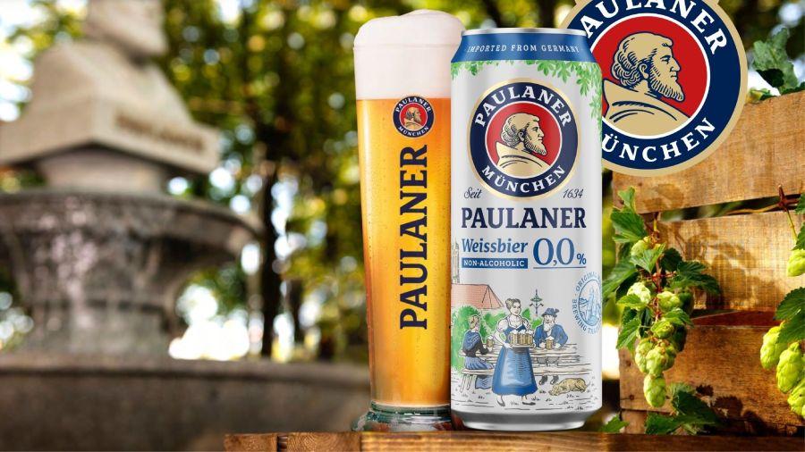 paulaner bezalkoholno pivo