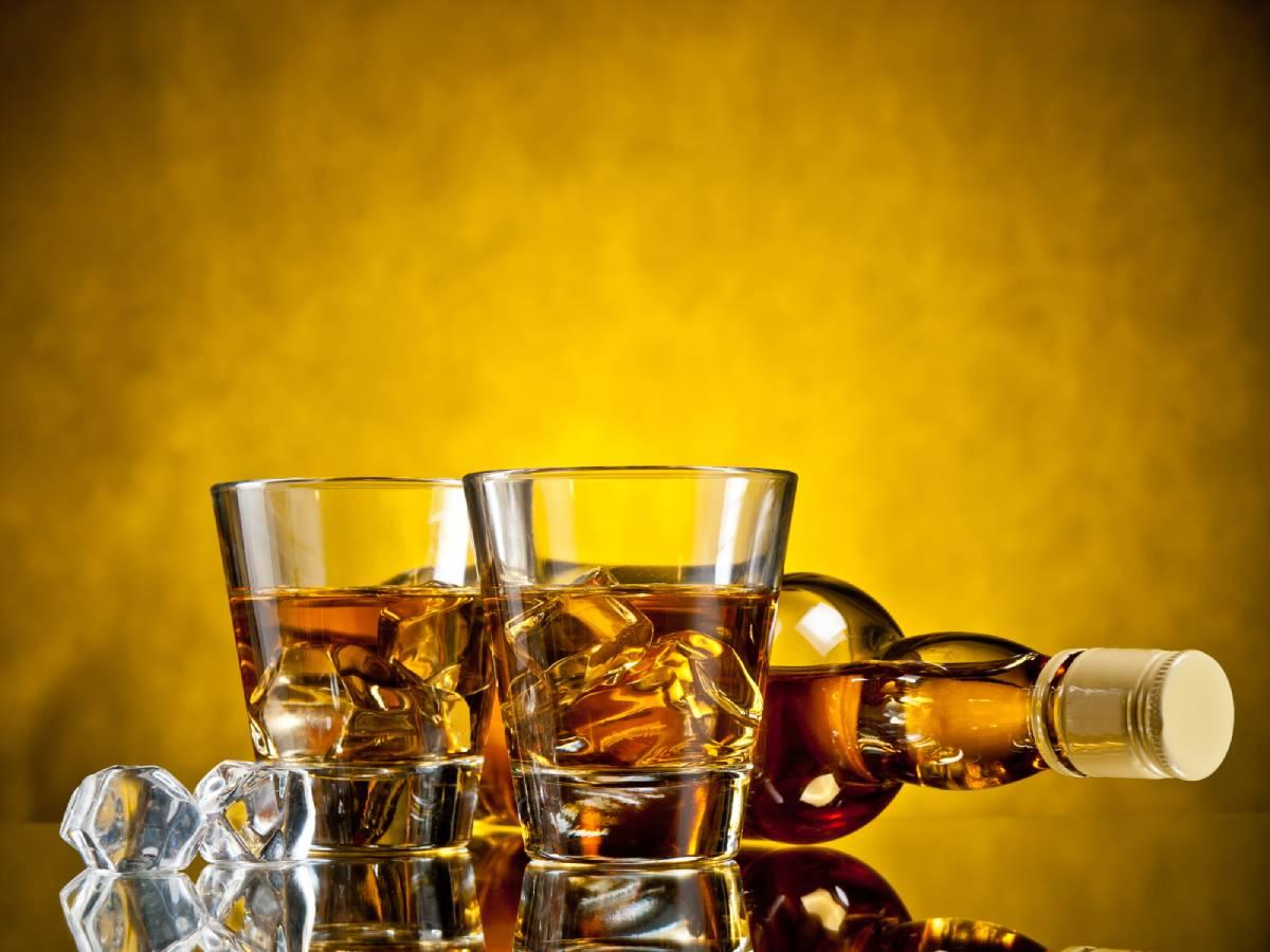 rum alkoholno piće