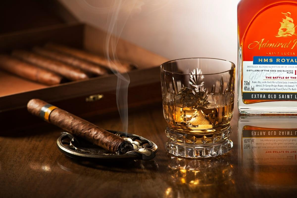 rum piće alkohol
